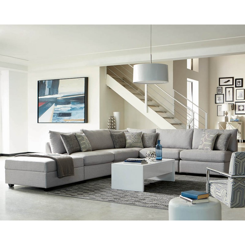 Charlotte Collection's Living Set