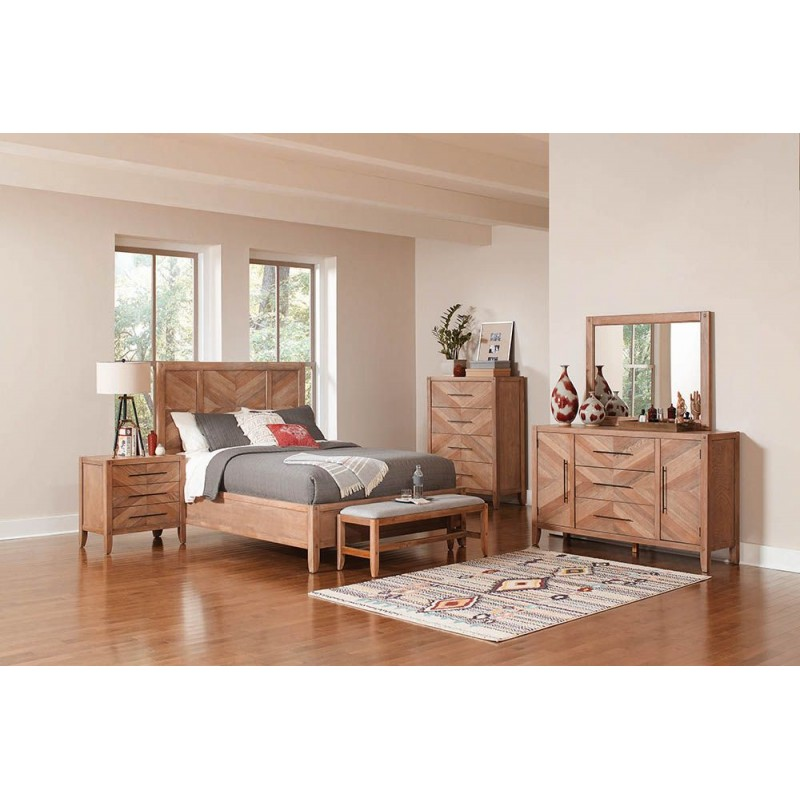 Auburn Collection's Bedroom Set