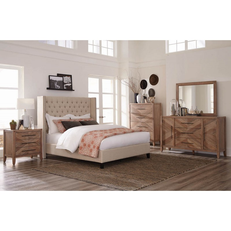 Benicia Collection's Bedroom Set