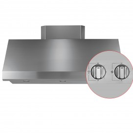 """Café™ 48"""" Stainless Steel Professional Hood"""