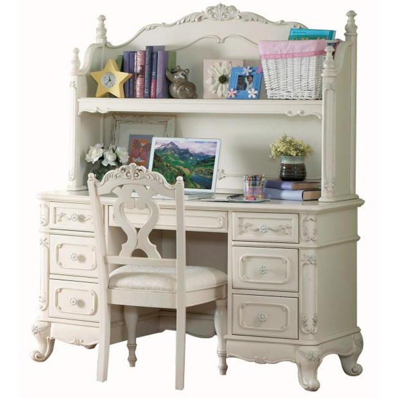 Writing Desk Hutch , Writing Desk, Daybed back, 	Armoire and Chair