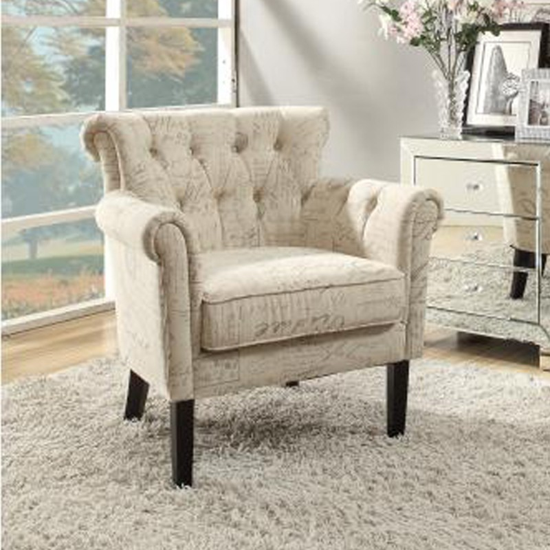 Barlowe Collection's Accent Chair