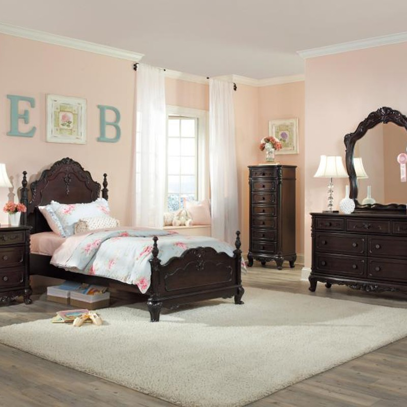 Cinderella Collection's Bedroom Set