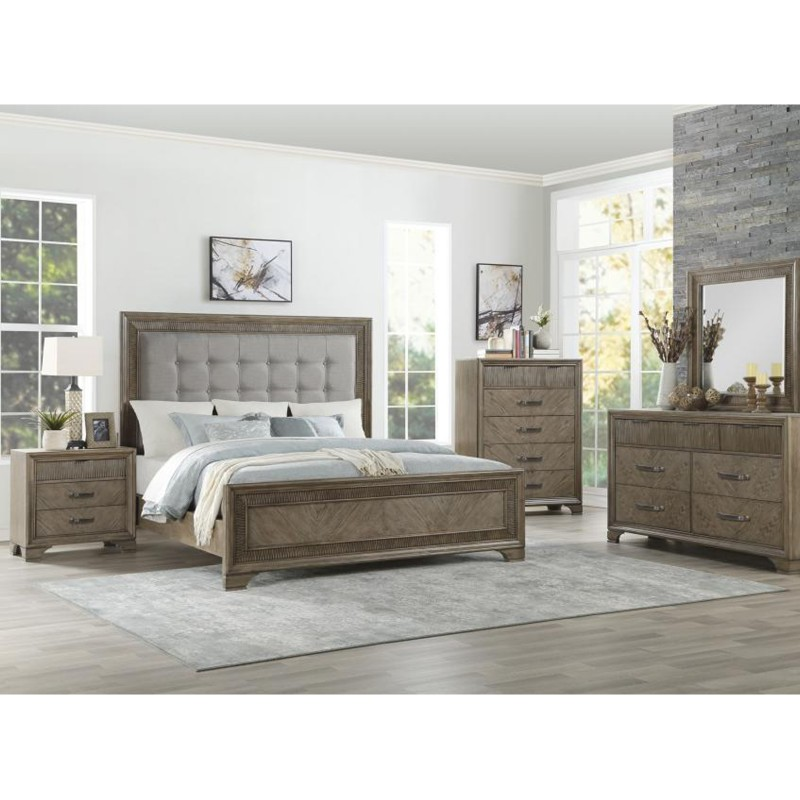 Caruth Collection's Bedroom Set