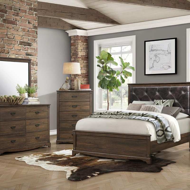 Beaver Creek Collection's Bedroom Set