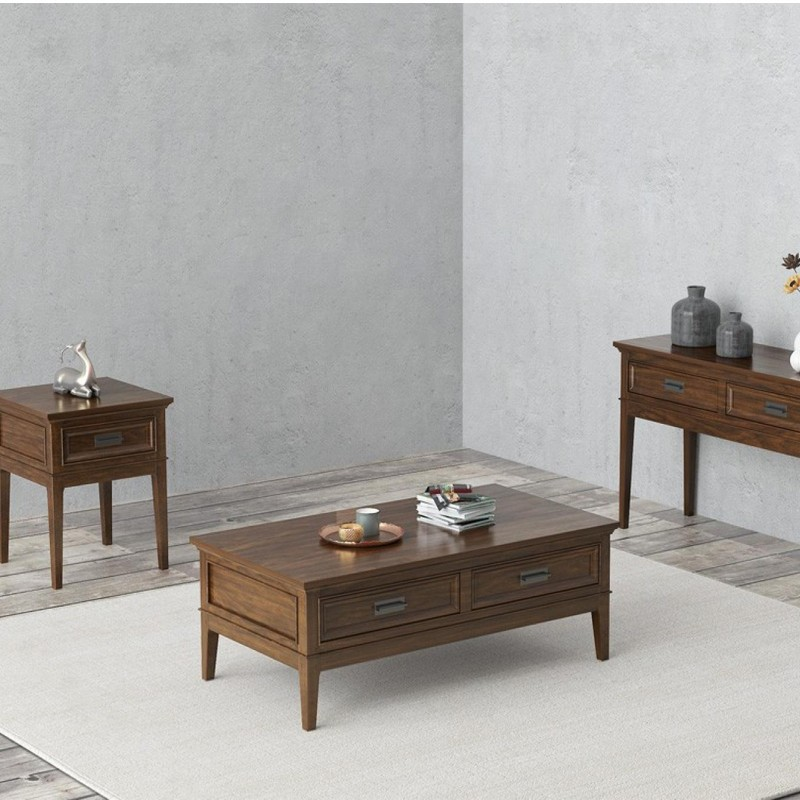 Cocktail Table, End Table & Sofa Table