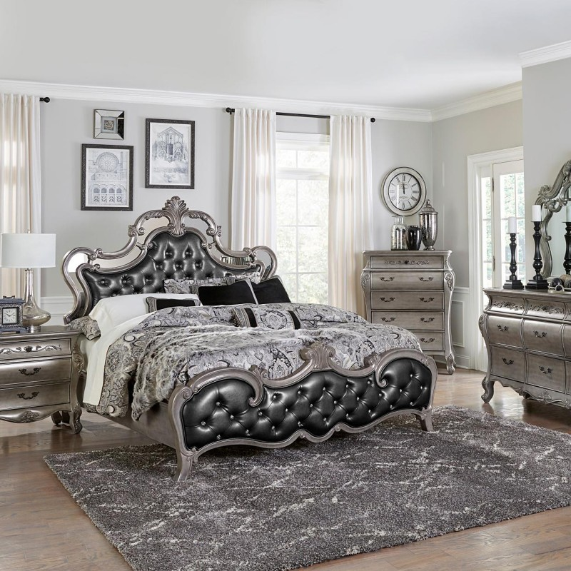 Brigette Collection's Bedroom Set