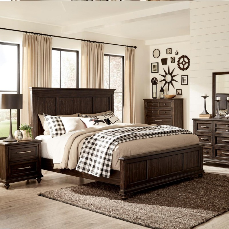Cardano Collection's Bedroom Set