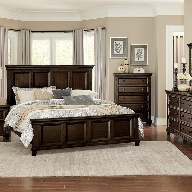 Birman Collection's Bedroom Set