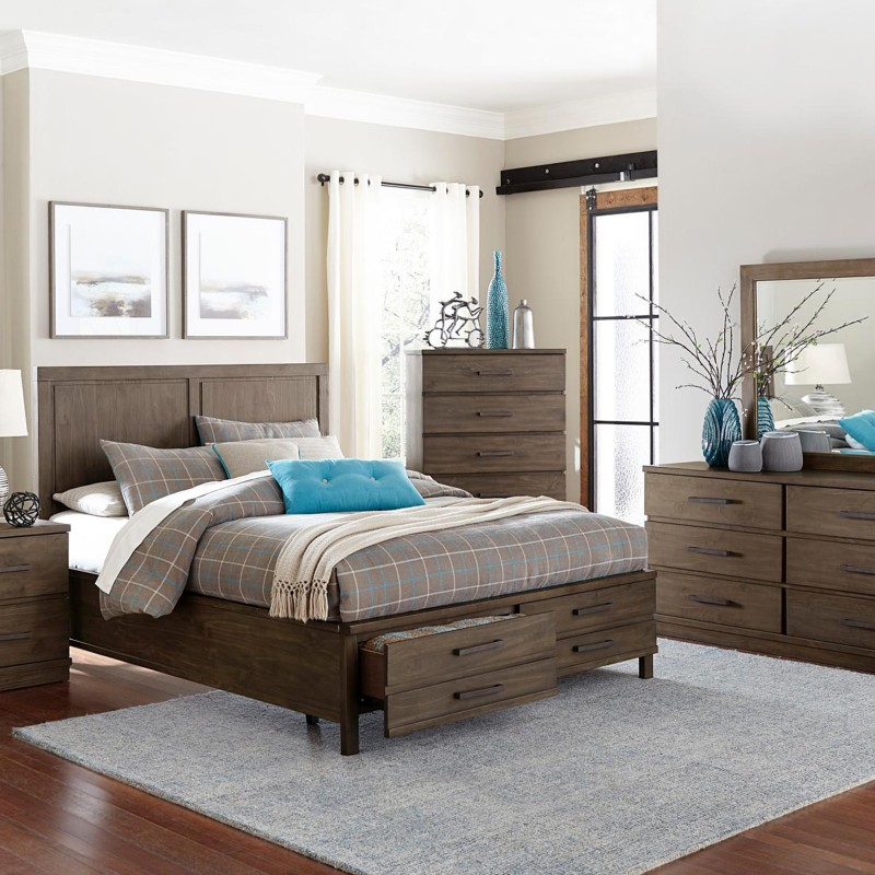 Bracco Collection's Bedroom Set