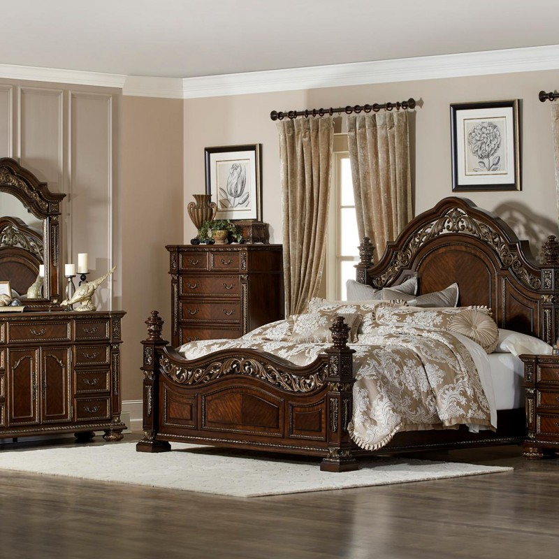 Catalonia Collection's Bedroom Set
