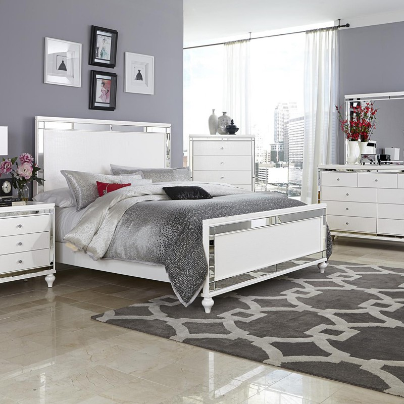 Alonza Collection's Bedroom Set