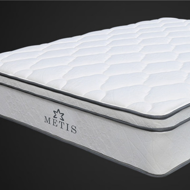 METIS INNERSPRING PLUSH TOP MATTRESS