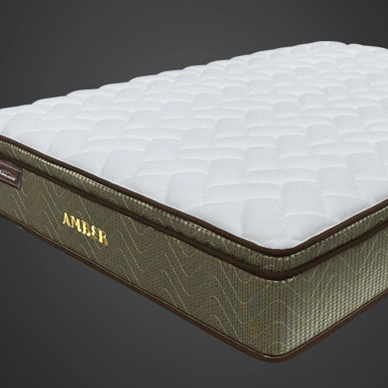 Amber Innerspring Plush Top Mattress