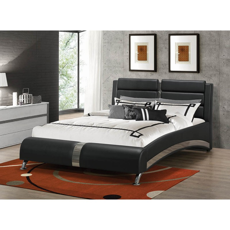 Jeremaine Upholstered Bed