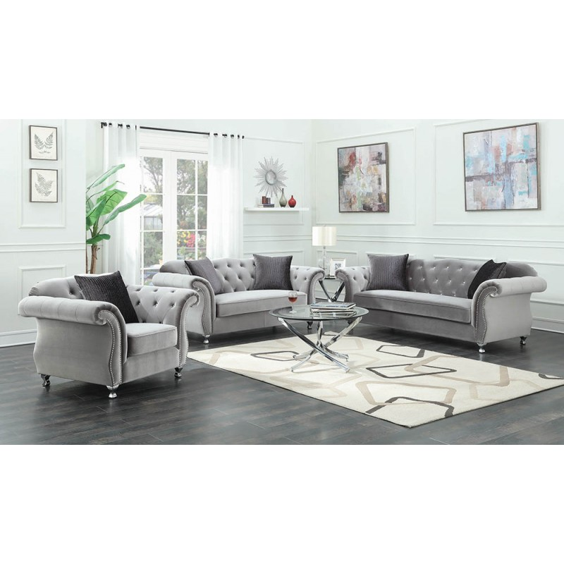 Frostine Collection's Living Room Set